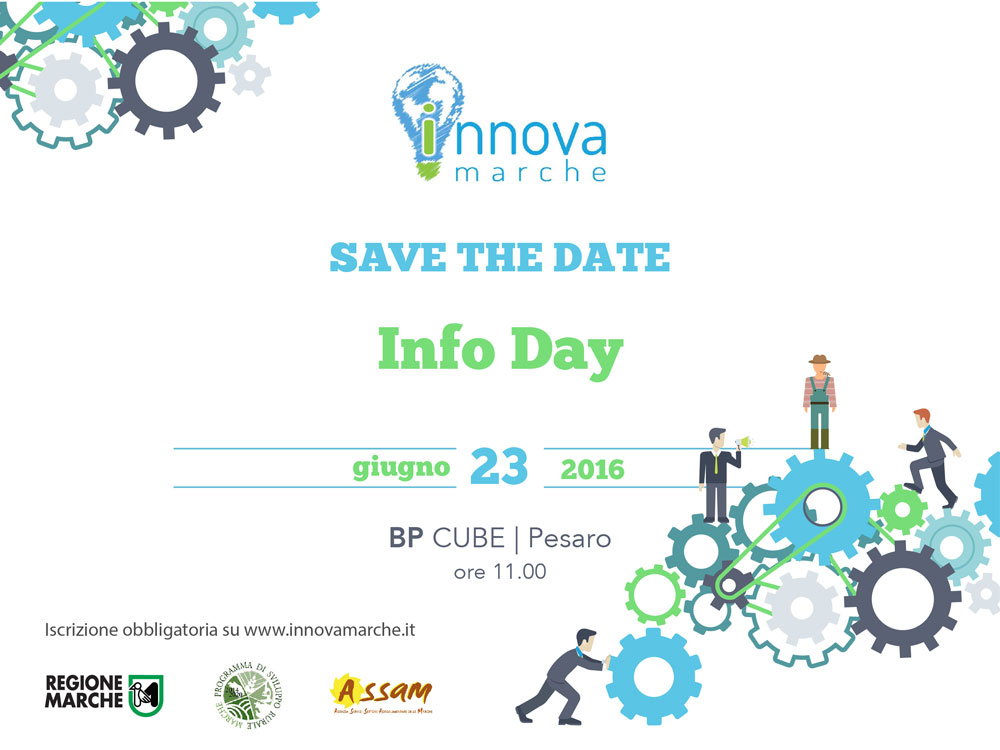 SAVE THE DATE 23 giugno 2016 small