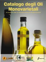 2015 catalogue of mono-variety olive oils from the 12^ National Review of mono-variety olive oils