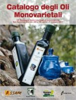 2017 catalogue of mono-variety olive oils from the 14^ National Review of mono-variety olive oils